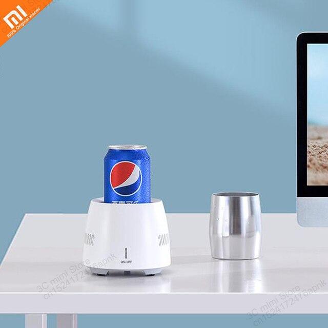شاومي mijia كوب التبريد السريع كوب التبريد والتبريد الفوري صغير المنزل مكتب آلة المشروبات الباردة غلاية الأجهزة الصغيرة