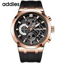 2019 mens 30meters waterproof watches luxury brand quartz men watch luminous male business  silicone strap wristwatch цены