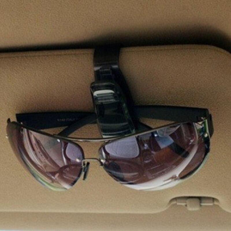 Intelligent Auto Zonneklep Bril Houder Ticket Clip Voor Peugeot 206 207 208 301 307 308 407 408 508 607 2008 3008 4008 5008 Rcz Vouw-Weerstand