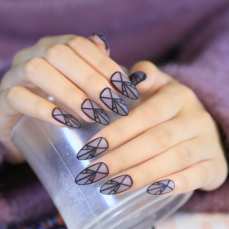 Outstanding Clear Matte Nail Polish Inspiration - Nail Art Ideas ...