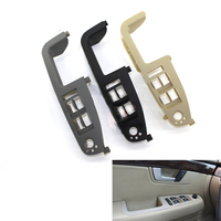 Left Hand Driver Car Front Door Switch Panel Trim For Audi A4 B6 B7 2002 2003 2004 2005 2006 2007 2008 Auto Switch Panel