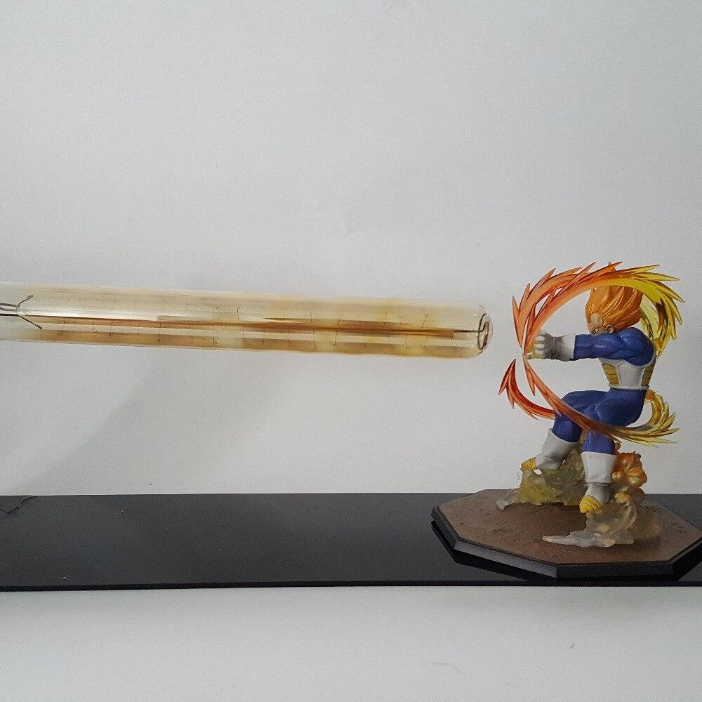 Dragon Ball лампы Вегета настольная лампа светодио дный освещение Супер Saiyan Dragon Ball Супер Гоку светодио дный настольная лампа ночник