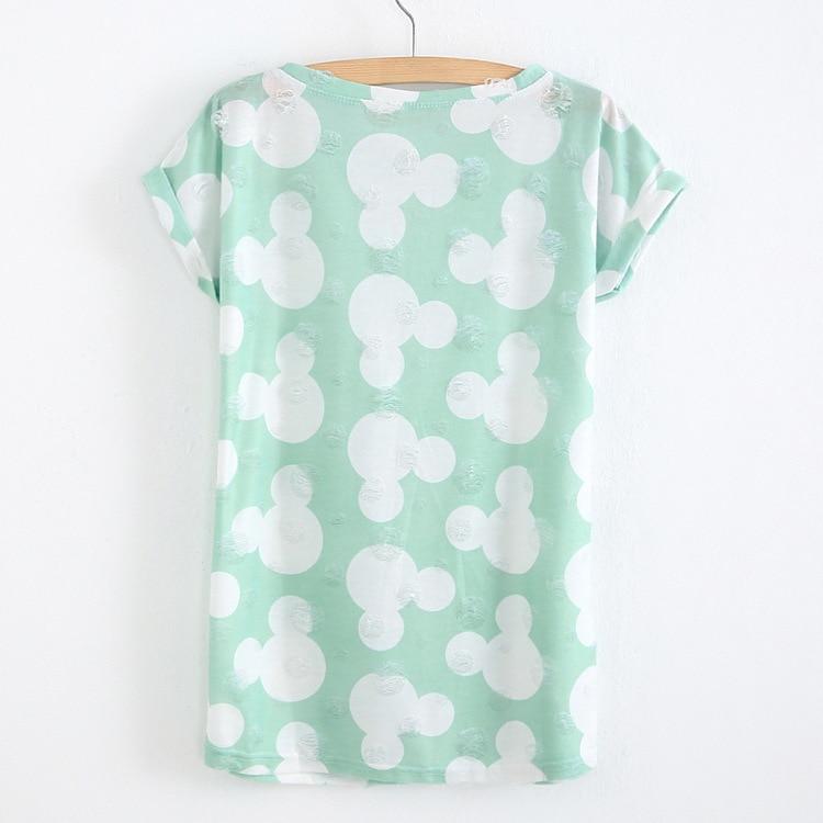 HTB1rUACPFXXXXb4aXXXq6xXFXXXl - T shirt Ladies short sleeve star print vintage casual T-shirt