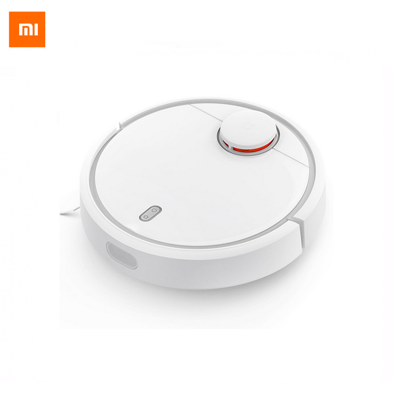 In Stock Xiaomi Sweeping Robotic font b Cleaner b font Mi Robot Room Robot 5200mAh NIDEC