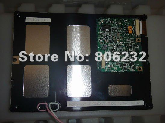LCD Panel for <font><b>KORG</b></font> <font><b>PA500</b></font> M50 KG057QV1CF-G050 LCD display replacement image
