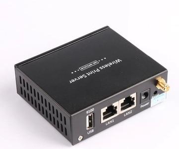 FREE SHIPPING WiFi USB print server Network printer sharing can cross segment