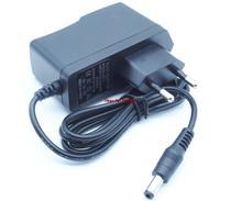 10PCS/LOT AC 100V-240V Converter Adapter DC 9V 1A Power Supply EU Plug DC 5.5mm x 2.1mm 1000mA for Arduino UNO MEGA