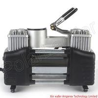 Многоцелевой автомобильный насос воздушный компрессор, воздушный насос силовая линия 3 м, с барометром Расширительная трубка Автомобильны