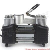 Универсальный автомобильный насос воздушный компрессор, воздушный насос силовой линии 3 метра, с барометром Расширительная трубка Автомоб