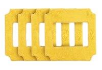Mops de robô limpador de janelas win660 4pcs amarelo  RL880  limpador de vidro limpador de janelas RL1188 mops