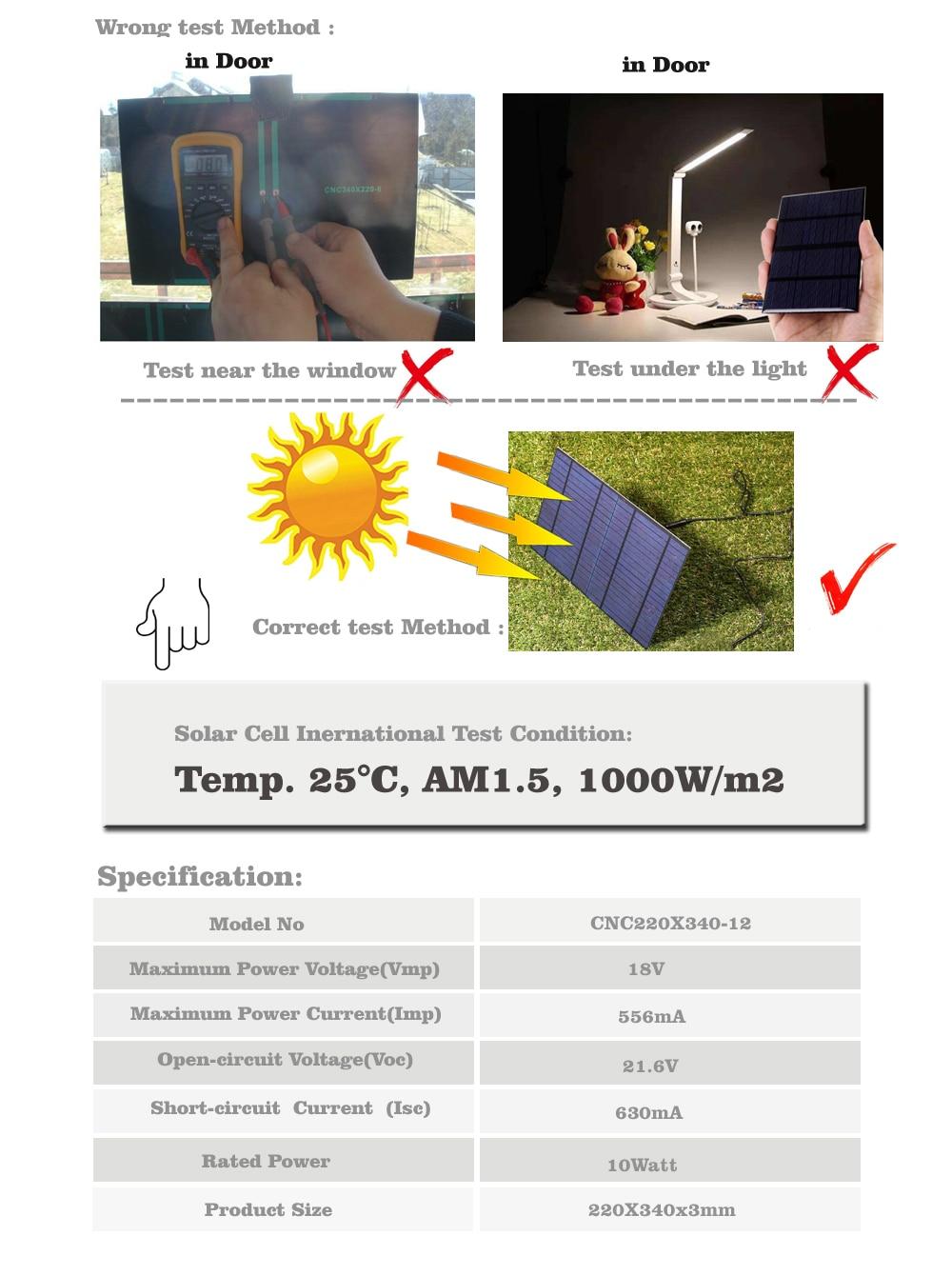 18 v 556ma 10 watts 10 w