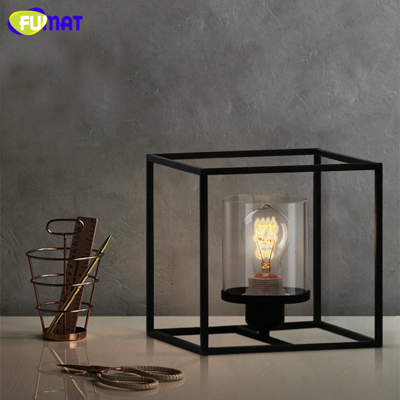 Cubic Table Lamp 12
