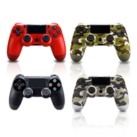 For Sony PS3 PS4 Controller Wireless Bluetooth Gamepad For Playstation 3 Playstation 4 Console PS3 Controller Remote Joystick