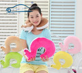Hot Sale U-shaped Plush Squirrel Headrest Travel cushion Cartoon Animal style Car Headrest 7 styles