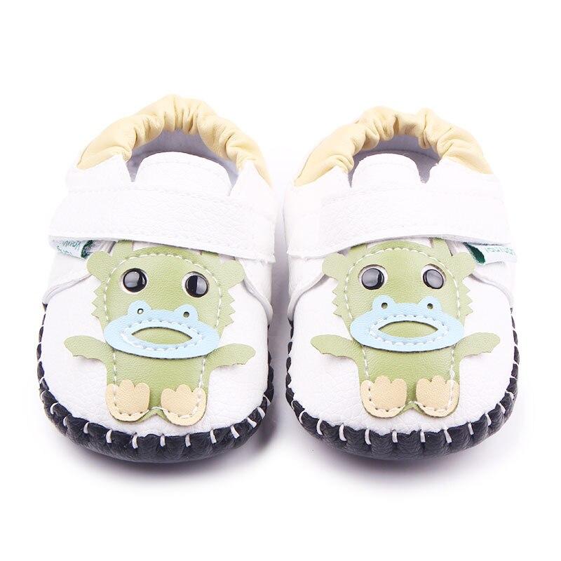 Baby Jungen Krippe Schuhe Mädchen Erste Wanderer Cartoon - Babyschuhe - Foto 4