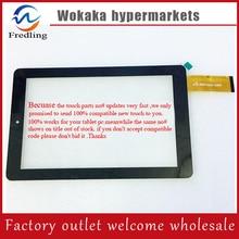 "Nueva pantalla táctil De 8.9 ""pulgadas IRBIS TW39 Tablet touch panel digitalizador del Sensor de cristal de reemplazo Envío Gratis"