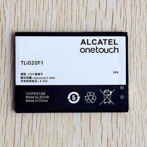 Image 1 - عالية الجودة TLi020F1 بطارية ل TCL J720T J726T الكاتيل بلمسة واحدة البوب 2 5042d C7 7040 OT 7040 OT 7040D الهاتف المحمول