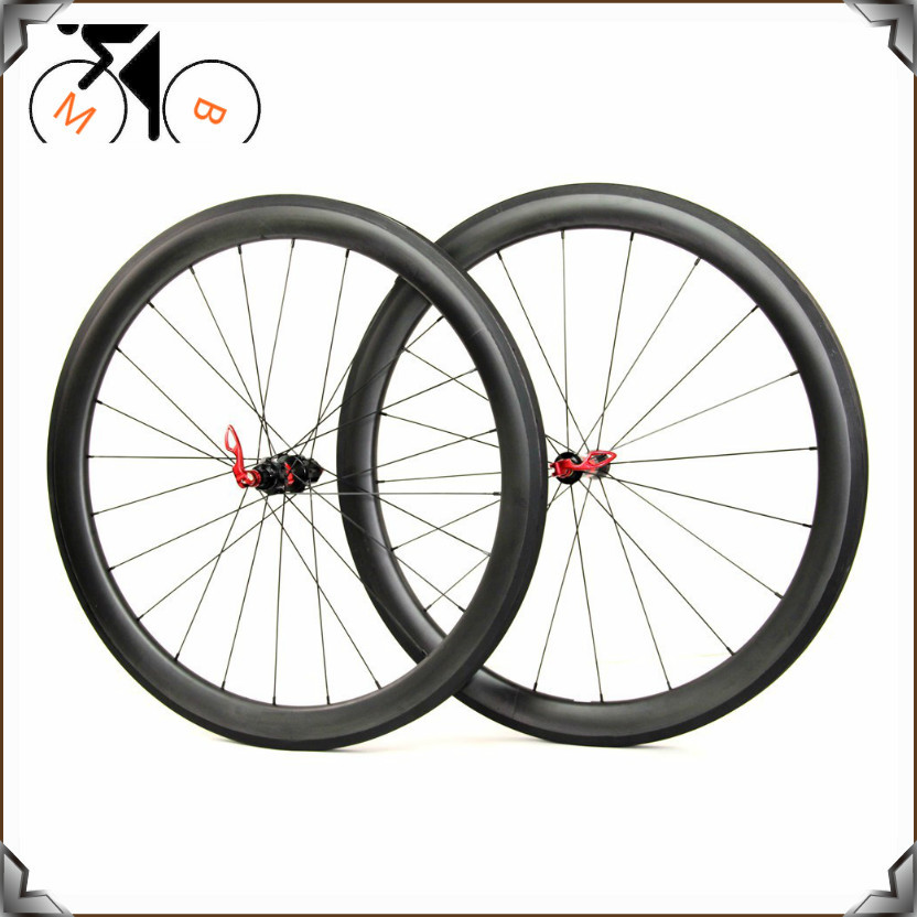 50mm Clincher Straight Pull carbon wheels racing road bike wheelset for DT Swiss 240S Hubs 1350g 38mm clincher straight pull racing road bike carbon wheels bicycle carbon wheelset for r36 hub