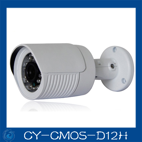 1/3CMOS camera 800TVL IR Camera HD CCTV IR Bullet Camera. .CY-CMOS-D12H1/3CMOS camera 800TVL IR Camera HD CCTV IR Bullet Camera. .CY-CMOS-D12H