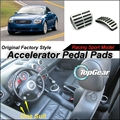 Car Accelerator Pedal Pad / Cover of Original Factory Sport Racing Model Design For Audi TT 8N 1998~2006 Tuning