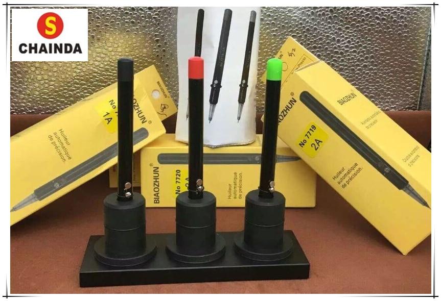 7721 conjunto de 3 relojes de precisión automática Oilers para reparación de relojes hechos en China-in Kits y herramientas de reparación from Relojes de pulsera    1