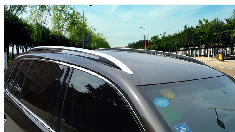 Roof Luggage Rack Box Special Highlight Bar To Change Trim Crossbar  2010 2016 For VW Tiguan Roof Rack