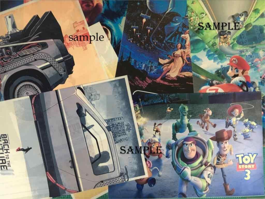 Back to the Future DeLorean supercar tempo di viaggio 2 Manifesti di Film di seta di Stampa del Tessuto di Arte Della Decorazione Della Parete