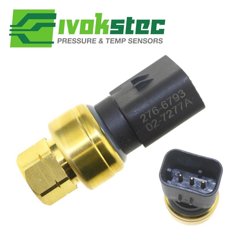 Engine Heavy Duty Oil Pressure Switch Sensor For Caterpillar CAT C7 C9 C13 276-6793Engine Heavy Duty Oil Pressure Switch Sensor For Caterpillar CAT C7 C9 C13 276-6793