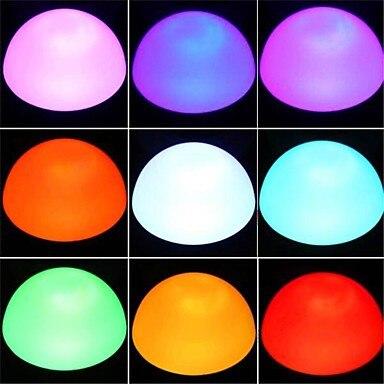 Купить с кэшбэком High quality E26/E27 3 W  LED 180 LM RGB Remote-Controlled Globe Bulbs AC 85-265 V
