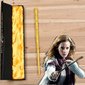 Magic Tricks Creavite Hermione Granger Magic Wand Harry Potter Cosplay Kids Toys Halloween Gift With High Quality Box Packing