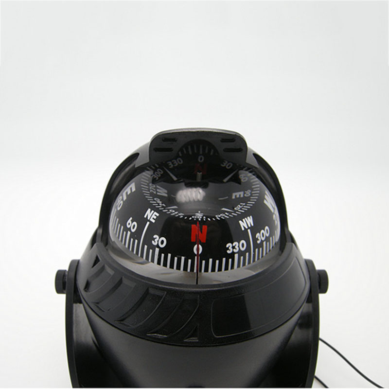 Image 4 - LED Night Light Sailing Marine Compass for 12V Marine Boat Yacht Ship-in Marine Hardware from Automobiles & Motorcycles