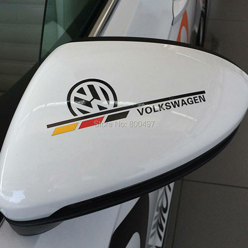 volkswagen decal stickers reviews online shopping. Black Bedroom Furniture Sets. Home Design Ideas