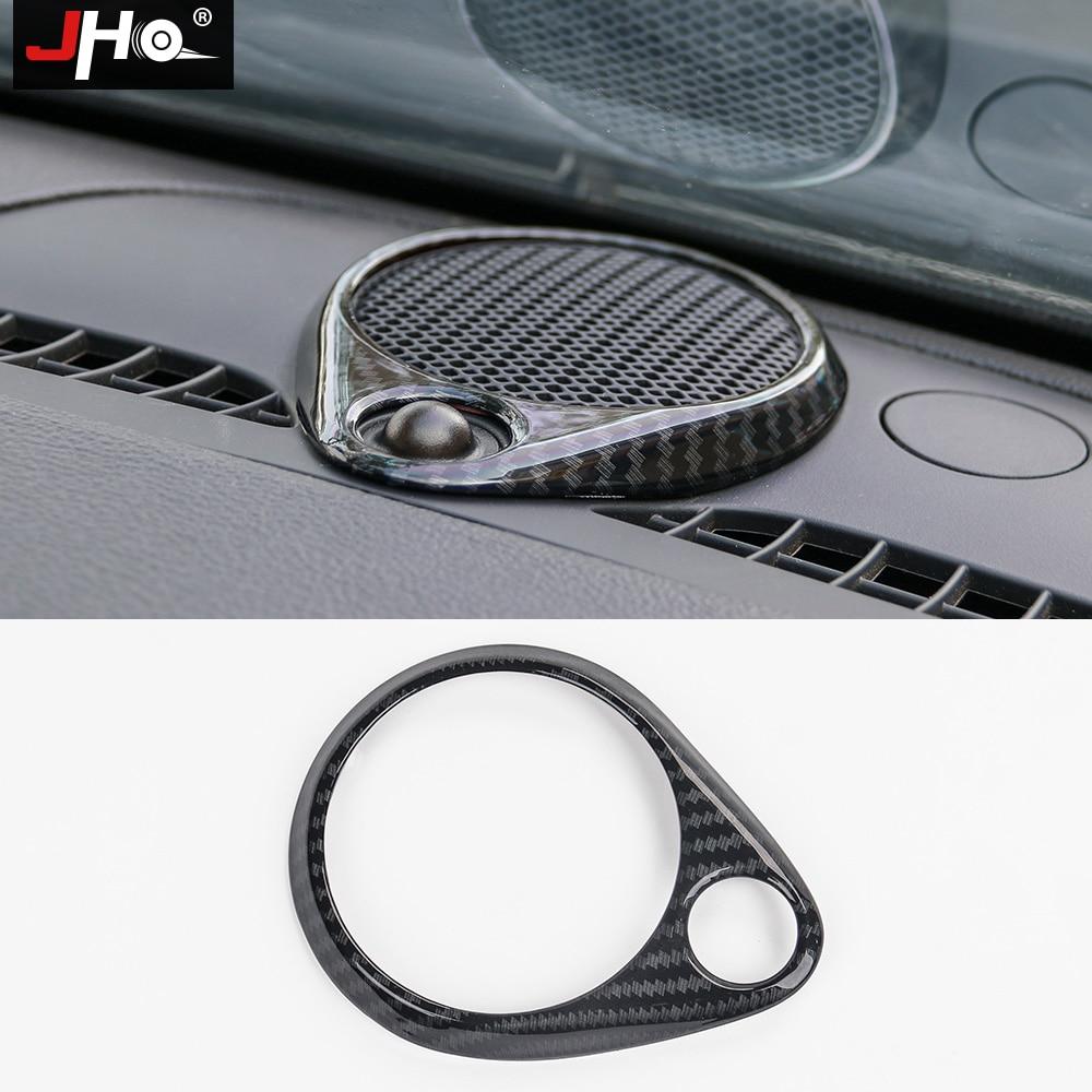 For Chevrolet Cruze 2016 2017 Car Inner Dashboard Speaker Ring Cover Trim 1pcs