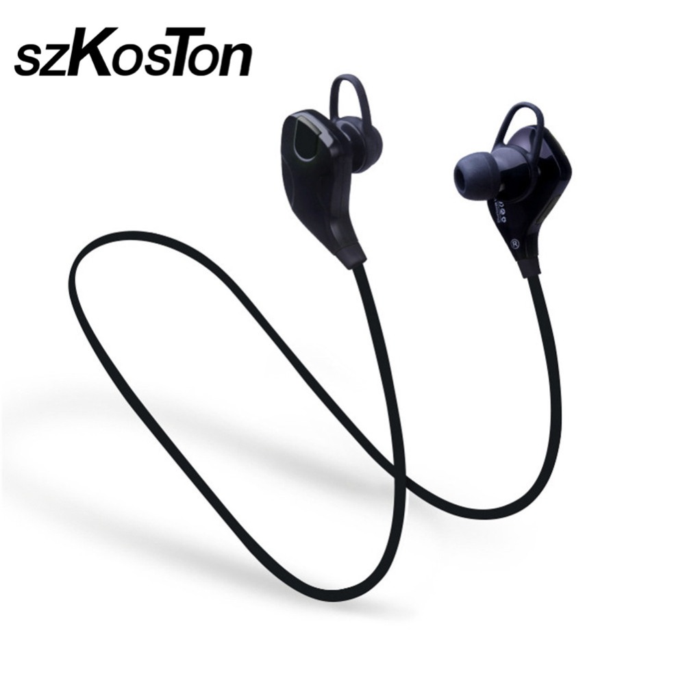 QY7S For Xiaomi Wireless Bluetooth Headset Sport Hand-free Original Earphone Earbud Noise Canceling With Mic For Iphone 7 6S 5S 100% original xiaomi hybrid pro hd earphone with mic in ear hifi noise canceling headset circle iron mixed for xiaomi note4 mi 6