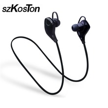QY7S For Xiaomi Wireless Bluetooth Headset Sport Hand-free Original Earphone Earbud Noise Canceling With Mic For Iphone 7 6S 5S