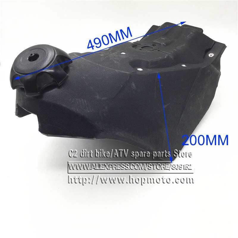 Aliexpress.com : Buy KTM 250 450 Refitting Plastic Fuel ...