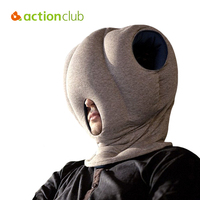 Free Shipping New 2015 Mini Glove Pillow Hot Sales Creative Siesta Pillows Ostrich Pillow For Travelling