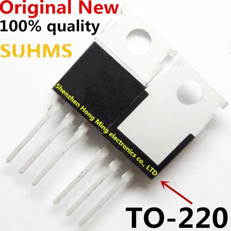 (10piece)100% New IRLZ44N IRLZ44 TO-220 TO220 IRLZ44NPBF Chipset