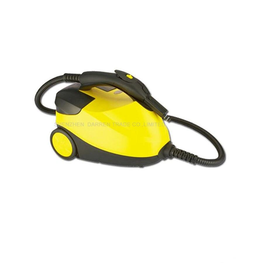 1 pc 220 V portable multifonctionnel haute température Machine de nettoyage à la vapeur haute pression nettoyeur à vapeur vapeur Sauna lave-auto vadrouille