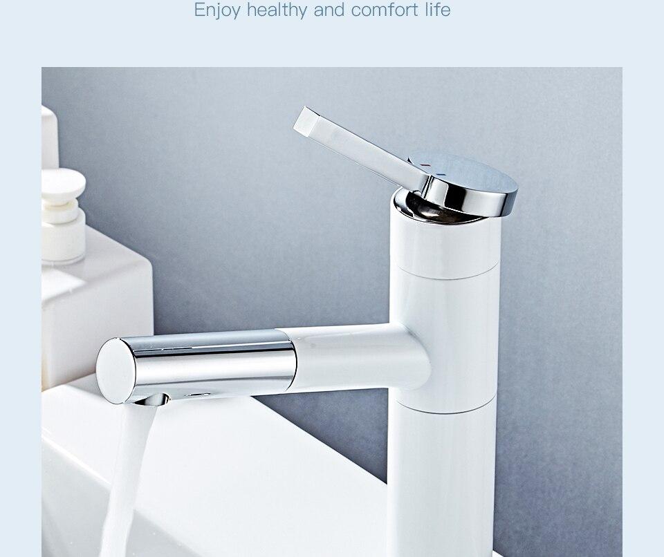 HTB1rULDV4TpK1RjSZR0q6zEwXXag - FRAP Basin Faucet Pull Out Bathroom Sink Faucet Single Handle Waterfall Bathroom faucet