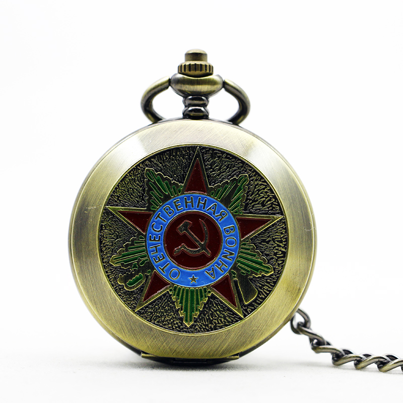 10pcs/lot PJX910 New Arrival Bronze Roman Numbers Star Mechanical Pocket Watch Pendant With Chain Unisex reloj new arrival retro bronze doctor who theme pocket watch