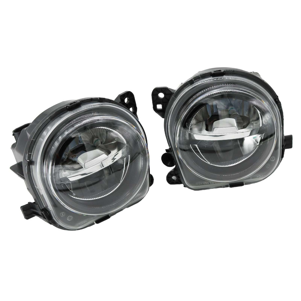 цены 2Pcs For BMW 5 Series F07 F10 F11 LCI 528i 535i 550i 2013 2014 2015 Car-styling Front Bumper LED Fog Light Fog Lamp