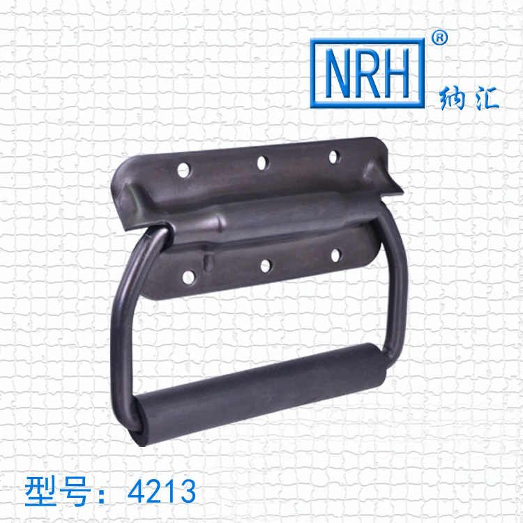 NRH4213 SUS 304 stainless steel handle flight case handle Spring handle Factory direct sales Wholesale price high quality handle high quality qrignal best selling 304 stainless steel glass door lock with keys factory direct price