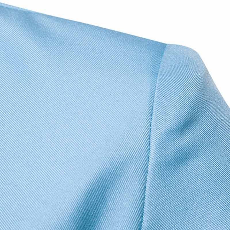 LASPERAL más tamaño hombres Blazer moda sólido Delgado traje chaqueta 2018 primavera manga larga Hombre solo botón Casual trajes y chaquetas y americanas