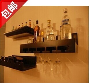 European wood wine cabinet modern minimalist fashion IKEA wine rack wine cooler Wine Bar Wall : bar wall cabinet - Cheerinfomania.Com