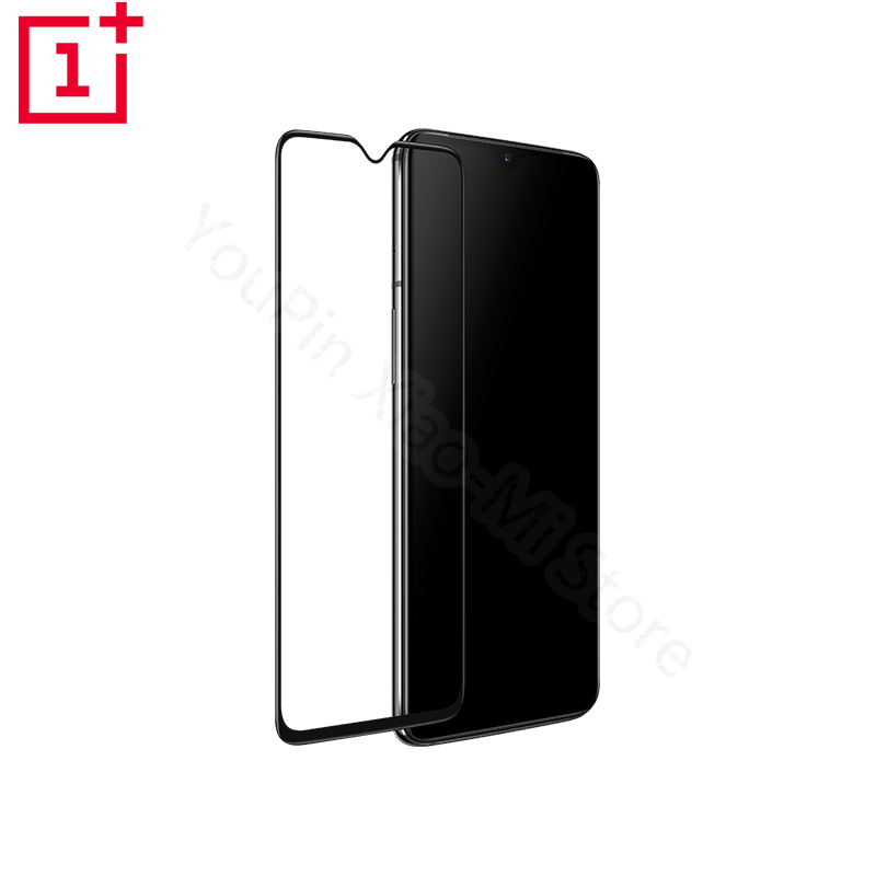 Oneplus Tempered-Glass Original Protective-Film Screen-Pprotector for 7/full-Coverage