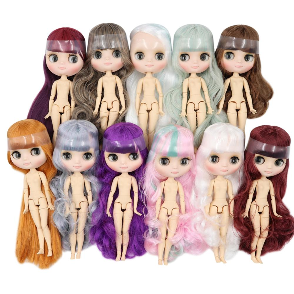factory blyth middie doll 1 8 bjd 20cm matte face joint body cute toy girl gift