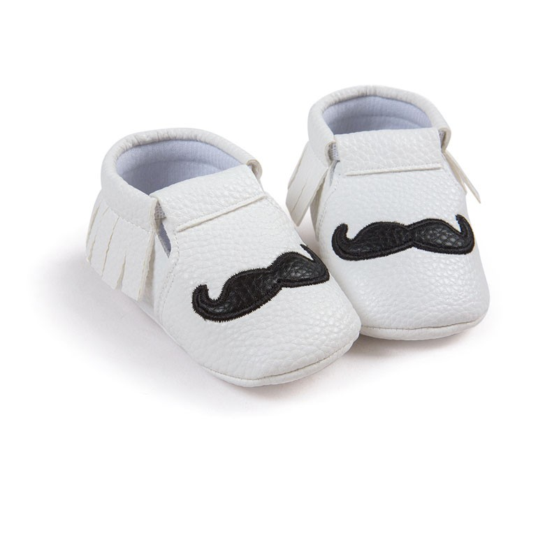 3b889c17a0a1 Tassels 26-Color PU Leather Baby Shoes Baby Moccasins Newborn Shoes Soft  Infants Crib Shoes Sneakers First WalkerUSD 2.32-3.15 pair