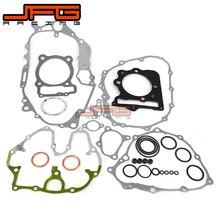 Motorcycle Complete Engine Cylinder Cover Overhaul Pad Gasket Set For Honda XR400 XR 400 1996-2004 96 97 98 99 00 01 02 03 04