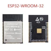 10PCS ESP32 ESP WROOM 32 WiFi + Bluetooth 4.2 듀얼 코어 CPU MCU 저전력 2.4G ESP32 WROOM 32 4MB /8MB/ 16MB 플래시